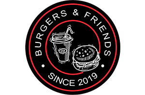 BURGERS&FRIENDS